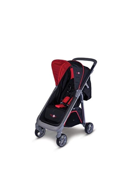 Baby2go Baby2Go 8869 Pulse Çift Yönlü Puset  Kırmızı